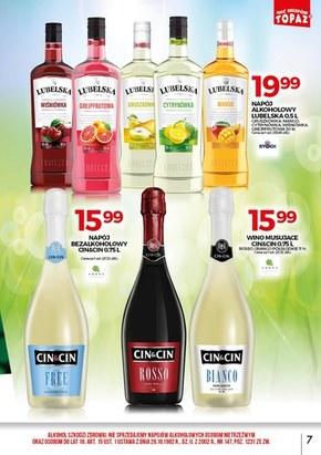 Topaz - katalog alkoholi
