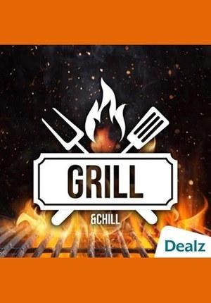 Gazetka promocyjna Dealz - Dealz - sezon na grilla