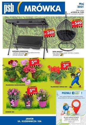 PSB Mrówka - wszystko do domu i ogrodu