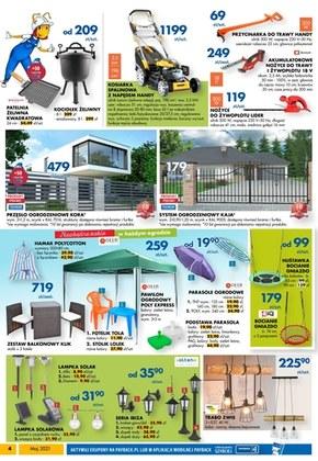PSB Mrówka - wyposażenie domu i ogrodu