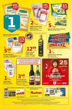 Okazje na 25 urodziny Auchan!