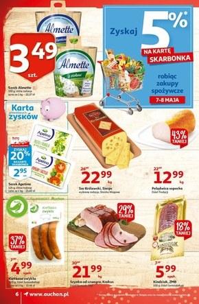 Super ceny na 25 urodziny Auchan!