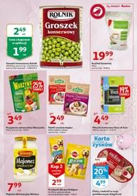 Gazetka promocyjna Auchan Supermarket - Super ceny na 25 urodziny Auchan!