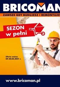 Gazetka promocyjna Bricoman - Super okazje w Bricoman - ważna do 30-05-2021