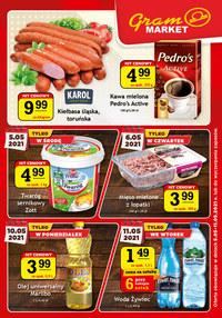 Gazetka promocyjna Gram Market - Promocje w sklepach Gram Market! - ważna do 11-05-2021