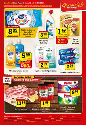 Promocje w sklepach Gram Market!