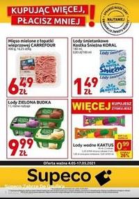 Gazetka promocyjna Supeco - Płać mniej w Supeco - ważna do 17-05-2021