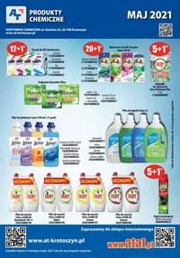 Gazetka promocyjna At - At - produkty chemiczne - ważna do 31-05-2021