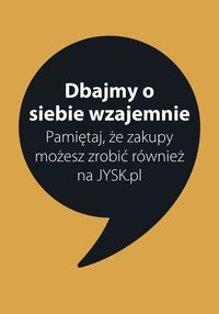 Gazetka promocyjna Jysk - Jysk - majowe promocje