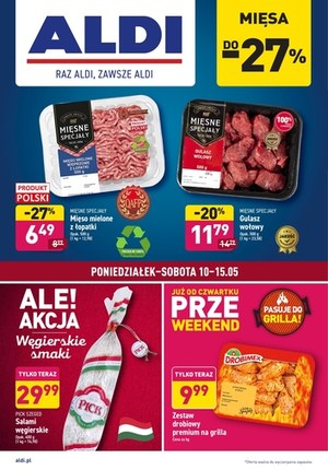 Gazetka promocyjna Aldi - Ale ceny w Aldi!