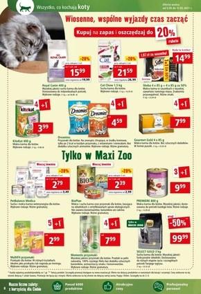 Maxi Zoo - zawsze w niskich cenach