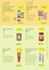 Gazetka promocyjna Organic - Organic - promocje w maju