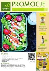 Gazetka promocyjna Organic - Organic - promocje w maju - ważna do 31-05-2021