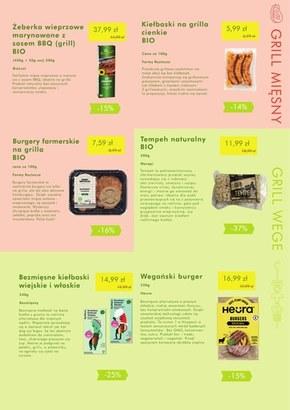 Organic - promocje w maju