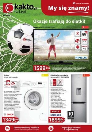 Gazetka promocyjna Kakto.pl - Okazje trafiają do bramki w Kakto