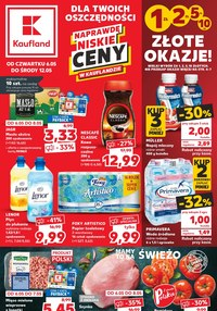 Gazetka promocyjna Kaufland - Kaufland - naprawdę niskie ceny - ważna do 12-05-2021