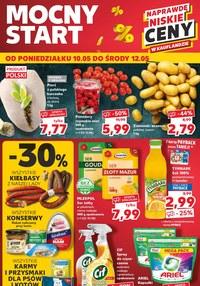 Gazetka promocyjna Kaufland - Oferta handlowa Kaufland