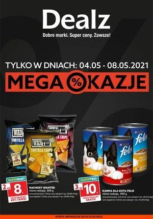 Gazetka promocyjna Dealz - Mega okazje w Dealz!