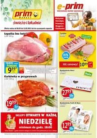 Gazetka promocyjna Prim Market - Świeżo i tanio w Prim Market!    - ważna do 12-05-2021
