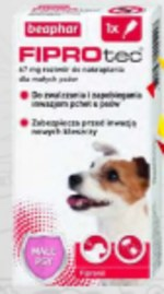 Środek na pasożyty dla psa Beaphar