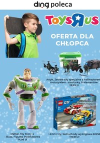 """Gazetka promocyjna Toys""""R""""Us - Toys""""R""""Us - zabawkowe hity - ważna do 19-05-2021"""