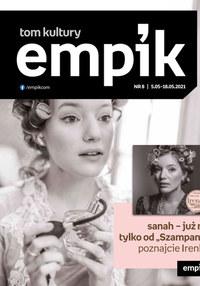 Gazetka promocyjna EMPiK - Empik - magazyn pełen inspiracji - ważna do 18-05-2021