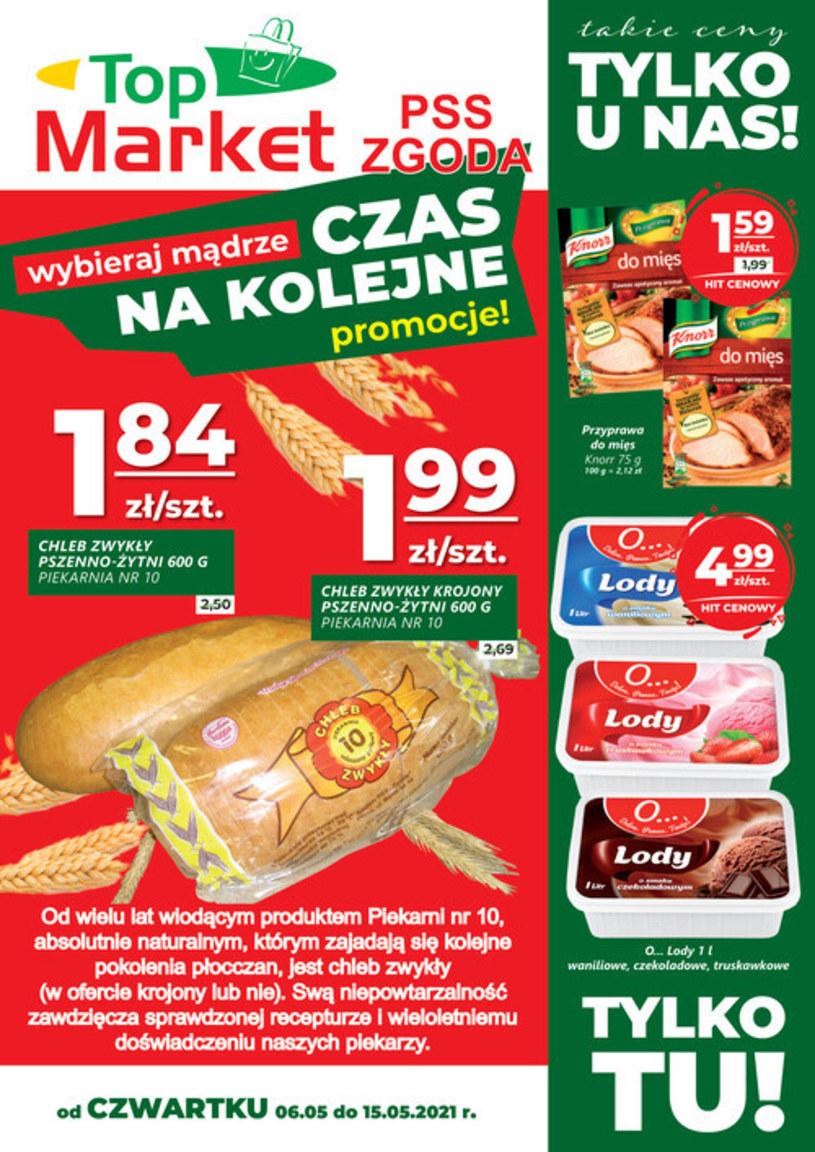 Gazetka promocyjna PSS Zgoda Płock - wygasła 3 dni temu