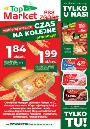 Gazetka promocyjna PSS Zgoda Płock - Tylko tu tak tanio - Zgoda Płock