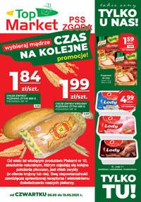 Gazetka promocyjna PSS Zgoda Płock - Tylko tu tak tanio - Zgoda Płock - ważna do 15-05-2021