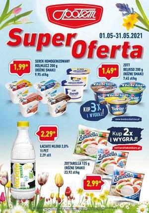 Gazetka promocyjna PSS Społem Gniezno - Super oferta na maj w PSS Społem Gniezno