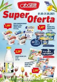 Gazetka promocyjna PSS Społem Gniezno - Super oferta na maj w PSS Społem Gniezno - ważna do 31-05-2021