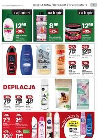 Gazetka promocyjna Drogerie Natura - Drogerie Natura - kosmetyki do -58%