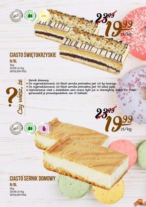 Piecz ciasta razem ze Społem Kielce