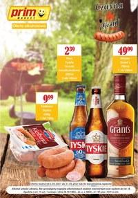 Gazetka promocyjna Prim Market - Katalog alkoholowy Prim Market