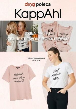 Gazetka promocyjna KappAhl - Dzień Matki z KappAhl