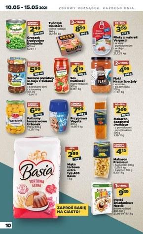Artykuły spożywcze w Netto