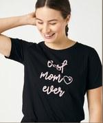 T-shirt damski KappAhl