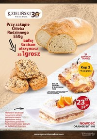 Gazetka promocyjna Spiżarnia Smakosza - Spiżarnia Smakosza - nowa oferta promocyjna