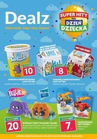 Gazetka promocyjna Dealz - Dealz na dzień dziecka! - ważna do 31-05-2021
