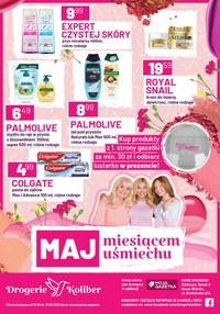 Gazetka promocyjna Drogerie Koliber - Uśmiechnięty maj w Drogerie Koliber - ważna do 31-05-2021