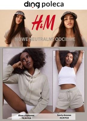 Nowe odcienie w H&M