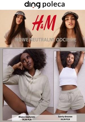 Gazetka promocyjna H&M - Nowe odcienie w H&M