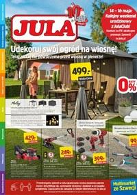 Gazetka promocyjna Jula - Udekoruj swój ogród na wiosnę - Jula