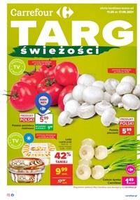 Targ świeżości - Carrefour