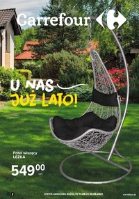 Gazetka promocyjna Carrefour - Carrefour - u nas już lato! - ważna do 29-05-2021