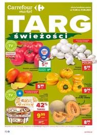 Carrefour Market - targ świeżości