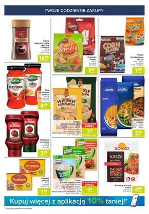 Oferta handlowa Carrefour Express