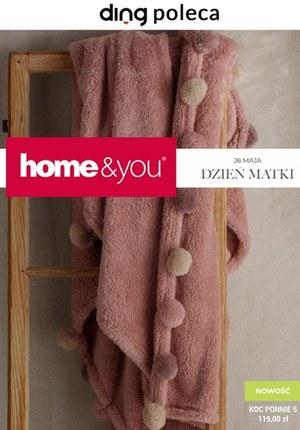 Gazetka promocyjna Home&You - Kolekcje dla domu w Home&You