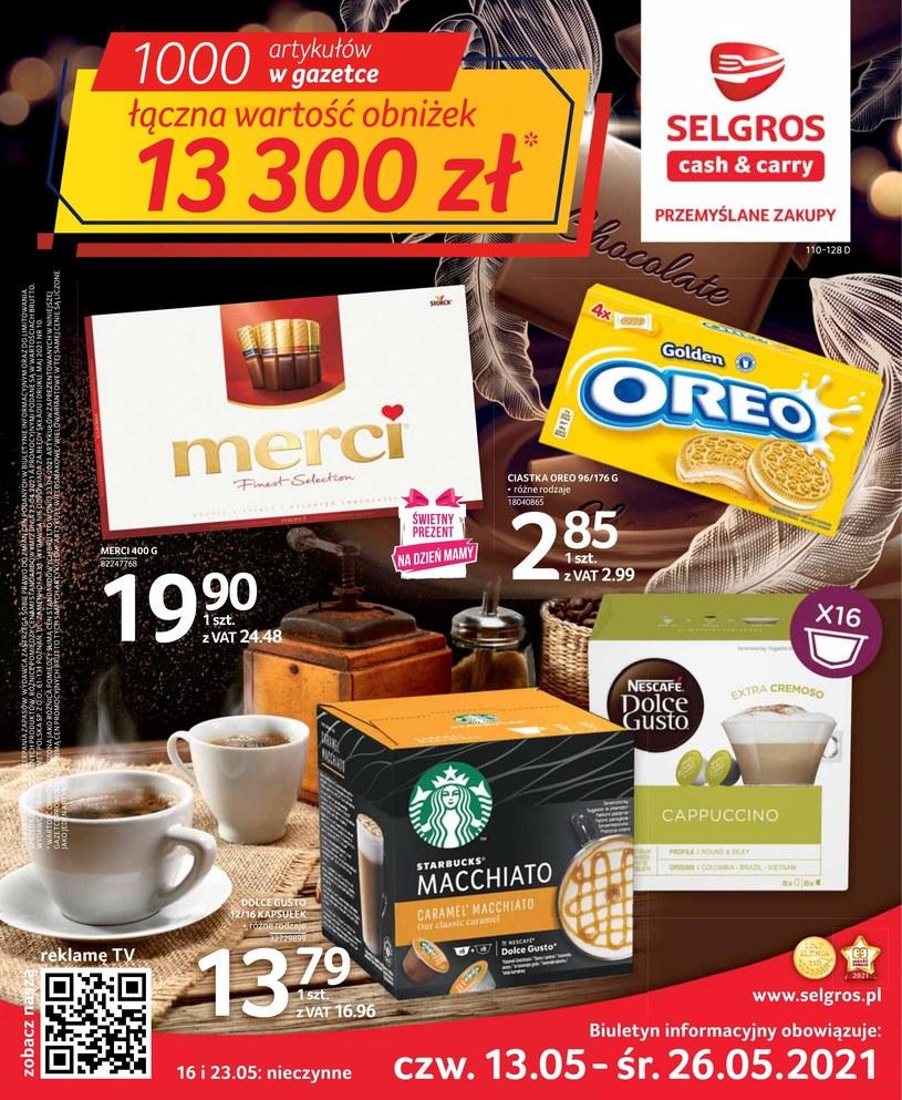 Selgros Cash&Carry: 11 gazetki
