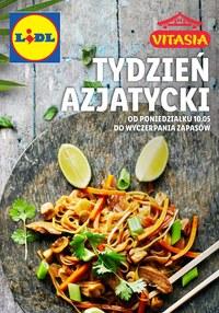 Gazetka promocyjna Lidl - Tydzień azjatycki w Lidlu